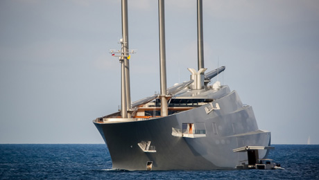Sailing Yacht A >> Sailing Yacht A Aem Dessau Gmbh